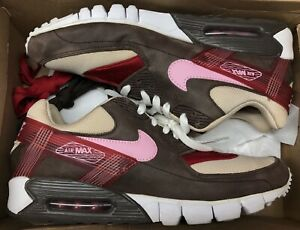 Details about Nike Air Max 90 Current Huarache DQM Dave's Quality Meat Bacon Hufquake Sz 13