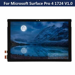 12-3-034-Pour-Microsoft-Surface-Pro-4-1724-Affichage-LCD-Ecran-tactile-Numeriseur-Q