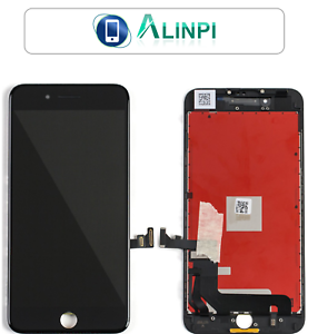Pantalla-Completa-para-iphone-8-Plus-Negra-Tactil-LCD-Negro