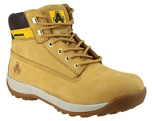 Amblers-FS102-Steel-Toe-Capped-Mens-Boys-Unisex-Safety-boots-UK3-12