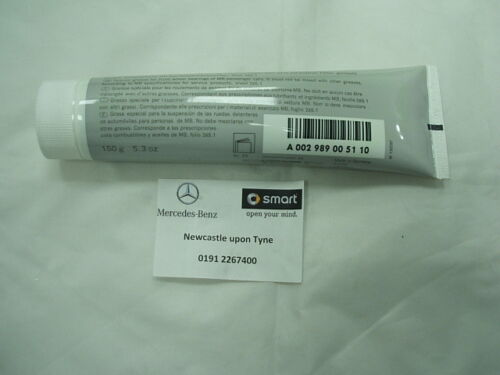 Genuine Mercedes-Benz Wheel Bearing Grease 150G A002989005110 NEW