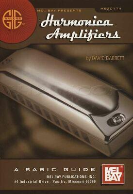 Harmonica Amplifiers Gig Savers A Basic Guide By David Barrett Same Day Dispatch Om Gezondheid Effectief Te Stimuleren
