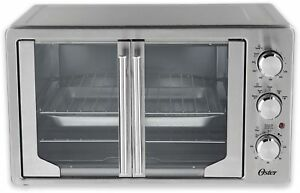 Convection Toaster Oven Countertop Double Rack Large