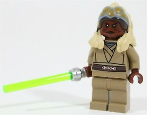 Lego-Star-Wars-Characters-allie-FIGURINE-JEDI-MASTER-Fait-De-Veritable-Lego-pieces