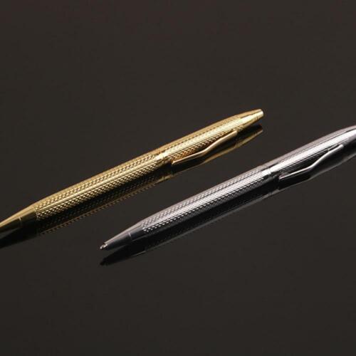 Metallkugelschreiber Schlanker Kugelschreiber für geschäftliches Schreiben