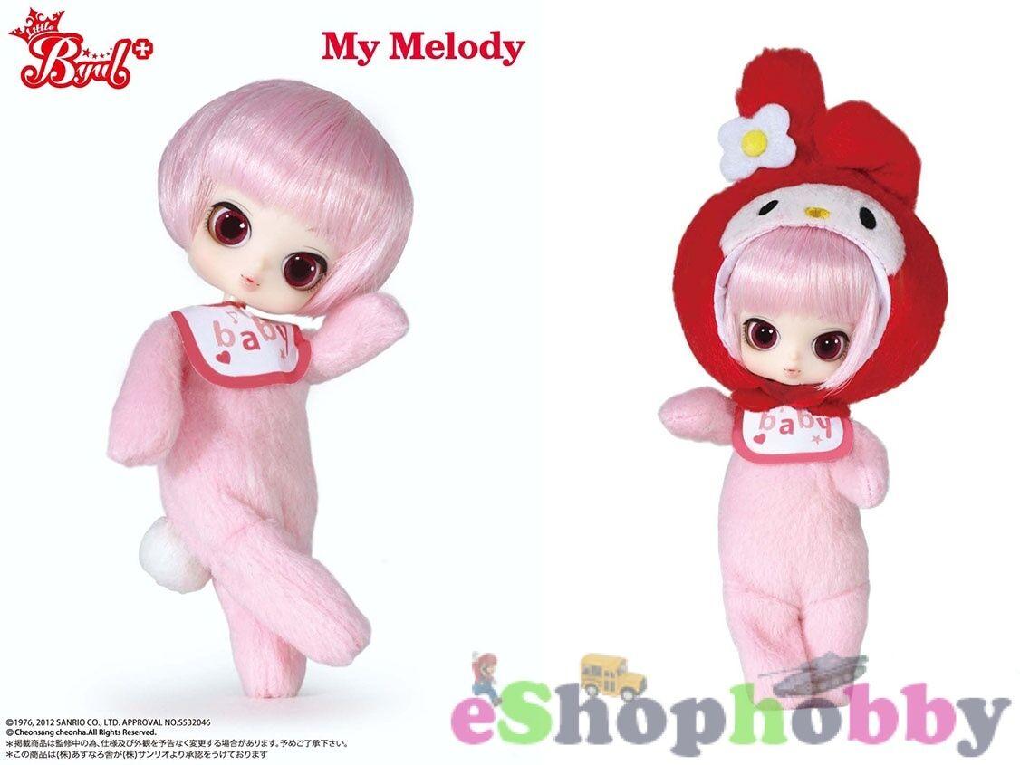 Nuevo Little Pullip Jun Planning My Melody LP-371 Moda Bebé dal Mini Muñeca Raro