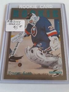 1995-96-Score-Black-Ice-314-Tommy-Salo-New-York-Islanders