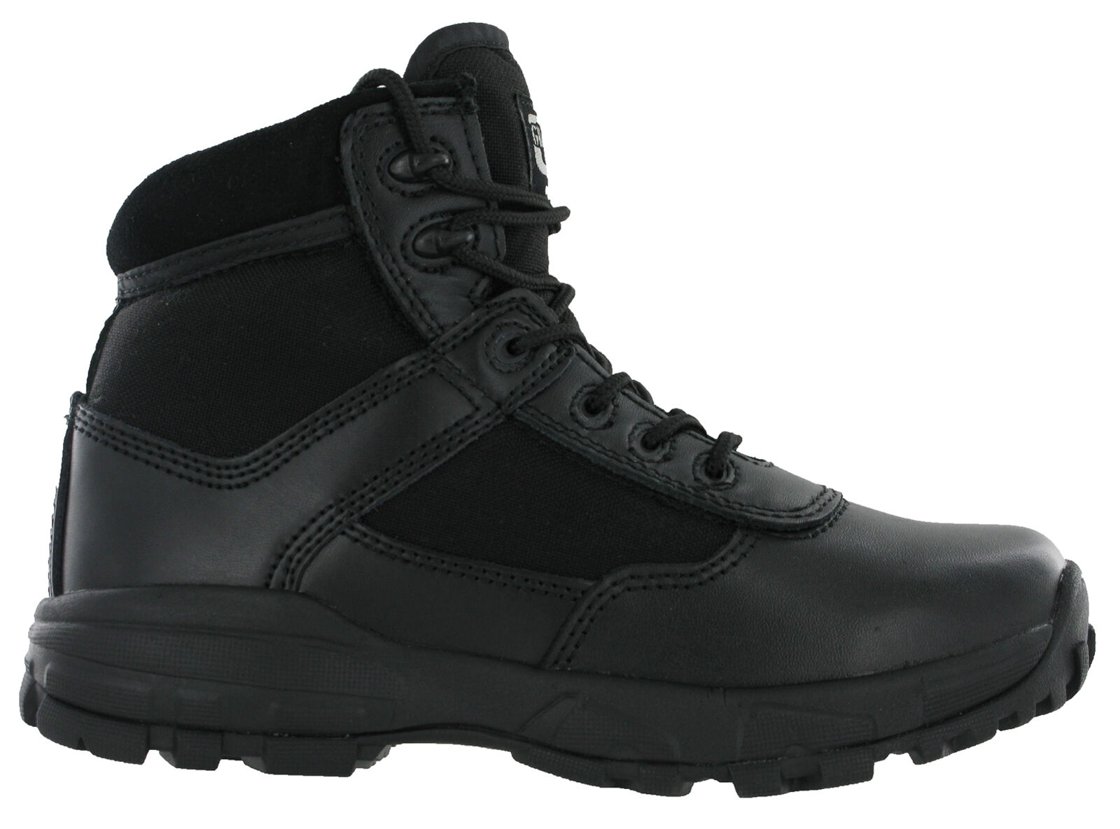 Grafters Combat Combat Combat Boots Non Metal Military Ankle Leather Lightweight Lace Womens bd6cfc