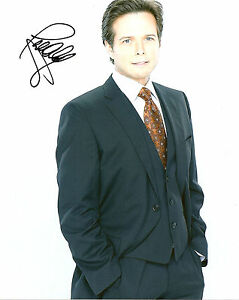 Scott-Wolf-Autographed-Signed-8x10-Photo-COA