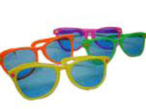 Clown Brille Riesenbrillen Brillen groß 5 Stück E5555076 Riesen Sonnenbrille