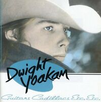 Dwight Yoakam - Guitars Cadillacs Etc [new Cd] on sale