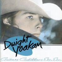 Dwight Yoakam - Guitars Cadillacs Etc [new Cd] on sale