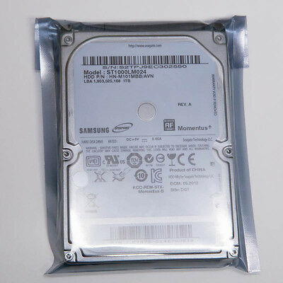 "1TB Notebook Laptop 2.5"" Hard drive for Sony PS3 PS4 MacBook Pro SATA internal"