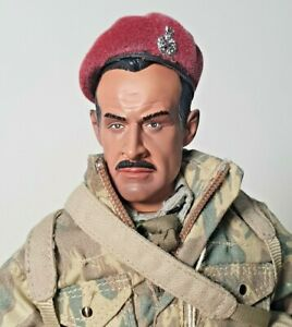 DID DRAGON IN DREAMS 1:6TH SCALE WW2 BRITISH 1ST AIRBORNE DIV BERET FROM ROY