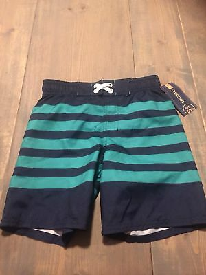 NWT Boy/'s Blue Cherokee Swim Shorts XS