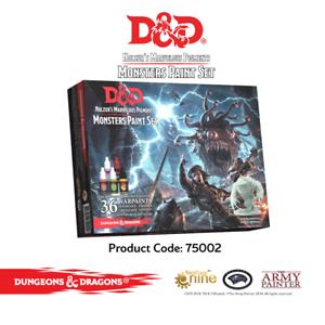 D&D monstruos conjunto conjunto conjunto De Pintura-el pintor del Ejército  precios al por mayor