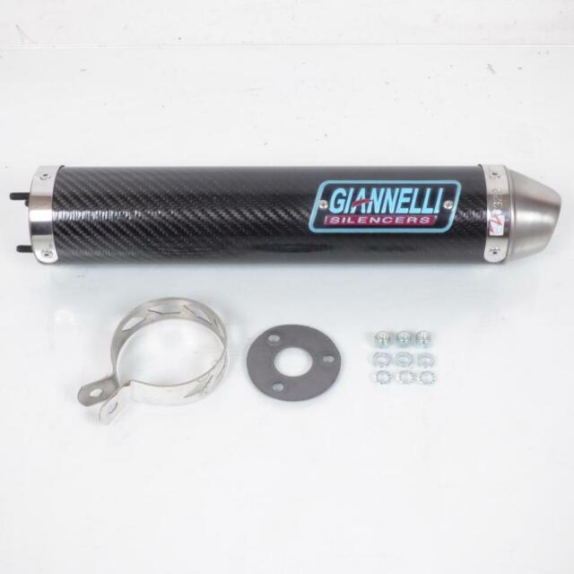 Exhaust Mufflers GIANNELLI Motorbike Aprilia 125 RS 1995-2013 53511HF New