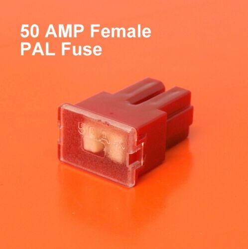 Japanese PAL Female Fuse 20 30 40 50 60 80 100 AMP Nissan Honda Toyota Mazda