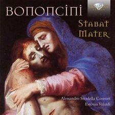 Stabat Mater-Alessandro Stradella Consort, Estevan verlardi CD NUOVO
