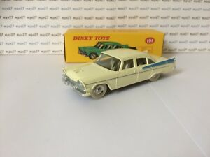 Dinky-Toys-Atlas-Dodge-Royal-Sedan-Ref-191-en-Caja