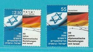 Bund-Israel-aus-2005-MiNr-2498-1841-Beziehungen-Gemeinschaftsausgabe