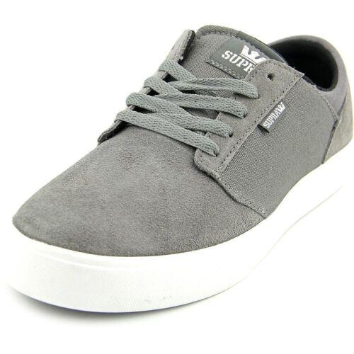 10 5 pour D Supra Sneaker Low blanc m aimant hommes blanc 11 Yorek qfxEBFwva