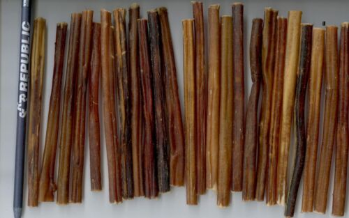 "6"" bully stick thins 100 pcs"