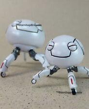 GUILTY CROWN - Heroine Collection 1 - 2x Fyu-Neru Funell Mini Figure Kaiyodo