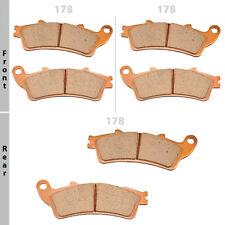Honda ST1300 / ST1300A '02-07 Brake Pads GOLDfren 178-x2-178S3