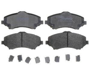 SMD1273 FRONT Semi-Metallic Brake Pads Fits 08-12 Jeep Liberty
