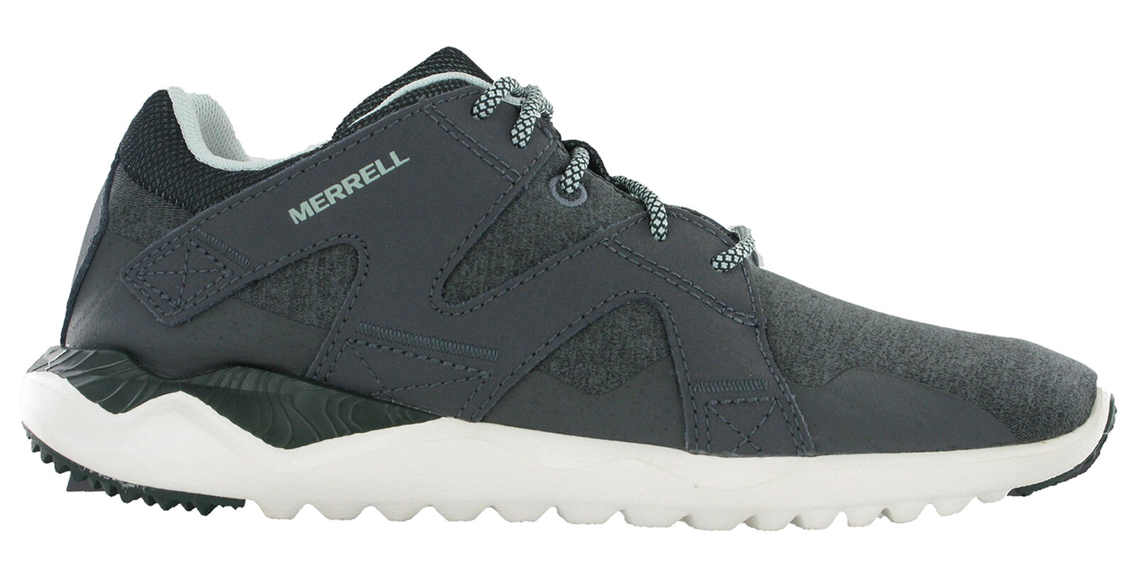 Merrell ISXI8 Lace Walking Trainers Niedrig-top Soft Damenschuhe Cushion Padding Walking Lace Fashion d25565