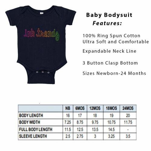 Don/'t Tread On Me Military Themed Gadsden Flag Baby Infant Bodysuit Romper