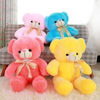 40-100cm Teddy Bear Giant Big Cute Plush Doll Stuffed Soft Cotton Toys Hot