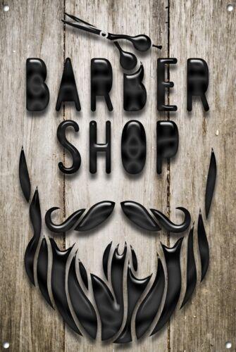 Barber Shop Metal Sign Barber Shop Décor Sign Wall Art Plaques Barber Shop 1072