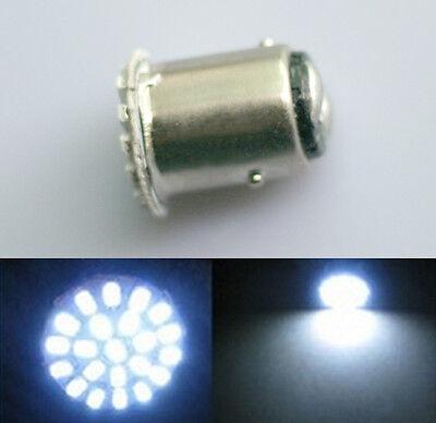 10x 1157 BAY15D LED 22 SMD P21/5W Car Stop Tail Turn Brake Light Bulb Lamp White
