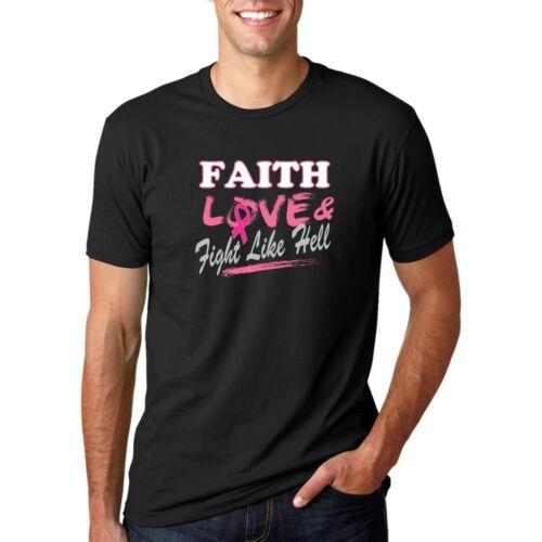 Breast Cancer Awareness T-Shirt Funny October Pride Various Designs Humor Tee