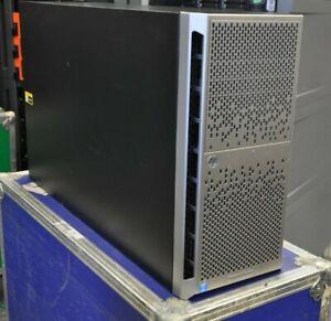 HP-ML350p-Gen8-G8-2x-E5-2650-v2-2-50Ghz-8-Core-XEON-256GB-RAM-4-x-600GB-15K-2xPS
