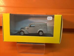 NOREV SIMCA 8 FOURGONNETTE 1947 POSTES POSTE PTT 1//43 IN LUXE BOX