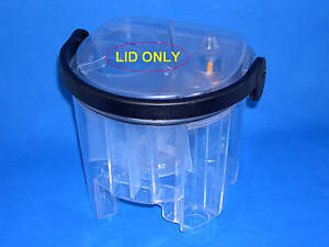 New Hoover V2 Dual V Steam Vac Dirty Water Recovery Tank Lid 42272166