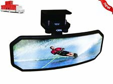 Marine Mirror Windshield Dashboard Boat Ski Water Skiing Safety Accessories Tool