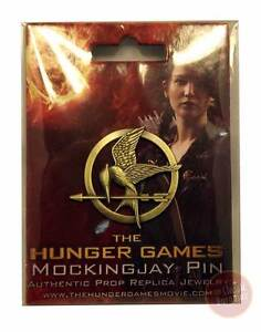 The-Hunger-Games-Mockingjay-Pin-Prop-Replica-NEW-Neca-authentic-jewelry