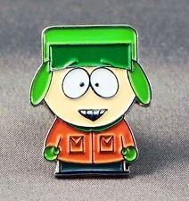 Metal Enamel Pin Badge Brooch South Park Kyle