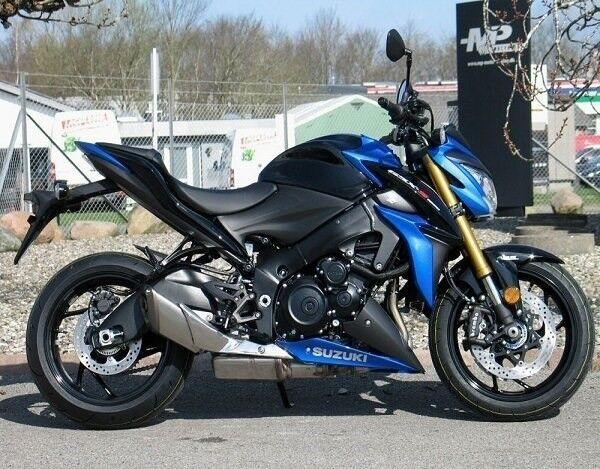 Suzuki, GSX-S1000AL8, ccm 1000