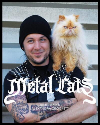 1 von 1 - Metal Cats von Alexandra Crockett (2014, Taschenbuch)