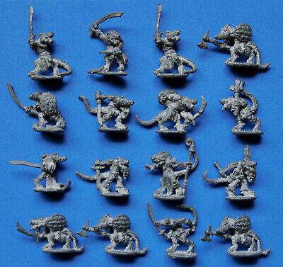 Ambizioso Citadel Warhammer Ad&d C19 Uomini Lucertola Selezione Classic Caos Anni 1980 Combattenti-mostra Il Titolo Originale