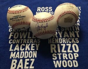 189aa1c7715 Image is loading Jason-Heyward-Authentic-Signed-AUTO-OMLB-MLB-Baseball-