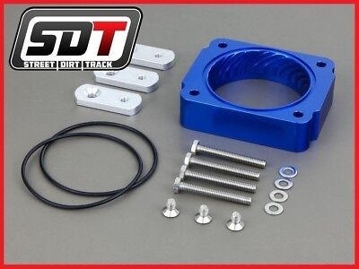 SDT 97-03 Ford Expedition High Performance Throttle Billet Body Spacer 4.6L 5.4L