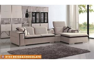 Chic-Modern-Design-8193-Beige-amp-Brown-Fabric-Sectional-Sofa-Contemporary