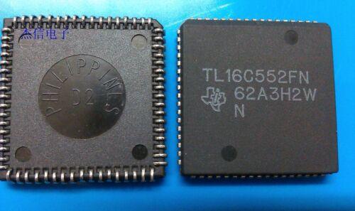 5pcs TL16C552FN 16C552 PLCC68 new