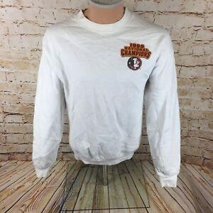 NFL-Washington-Redskins-1999-National-champs-Pull-LEE-Sz-Large-L-homme